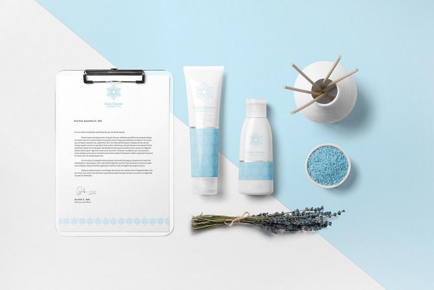 2 Cosmetics Mockup Creator Free Demo