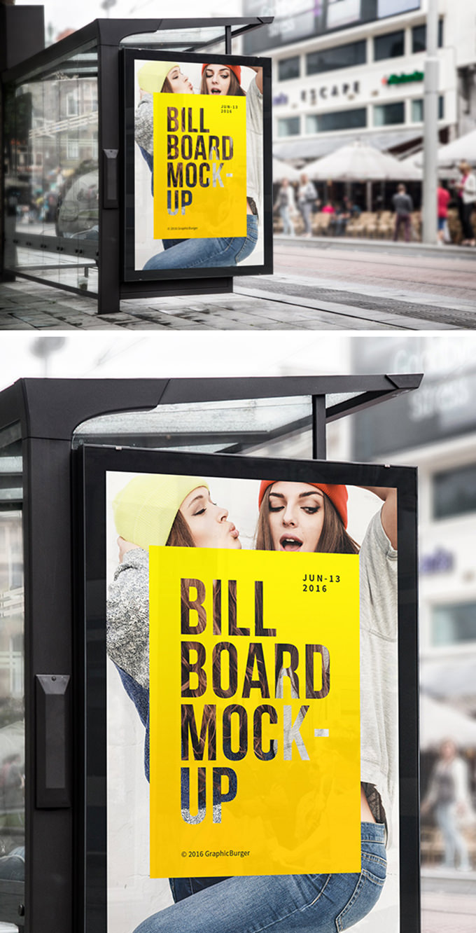 Bus-Stop-Billboard-Free-MockUp-600