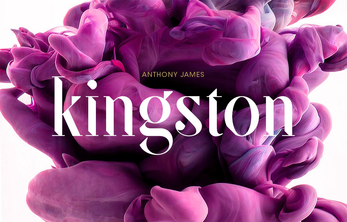 SF Kingston Serif Didone Free Fonts » Design a Lot