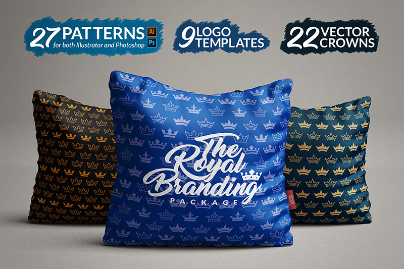 The Royal Branding Package