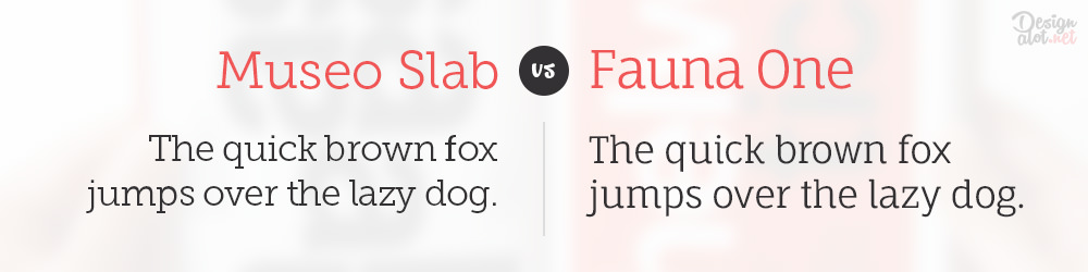 museo-slab-alternative-free-font-fauna-one-preview