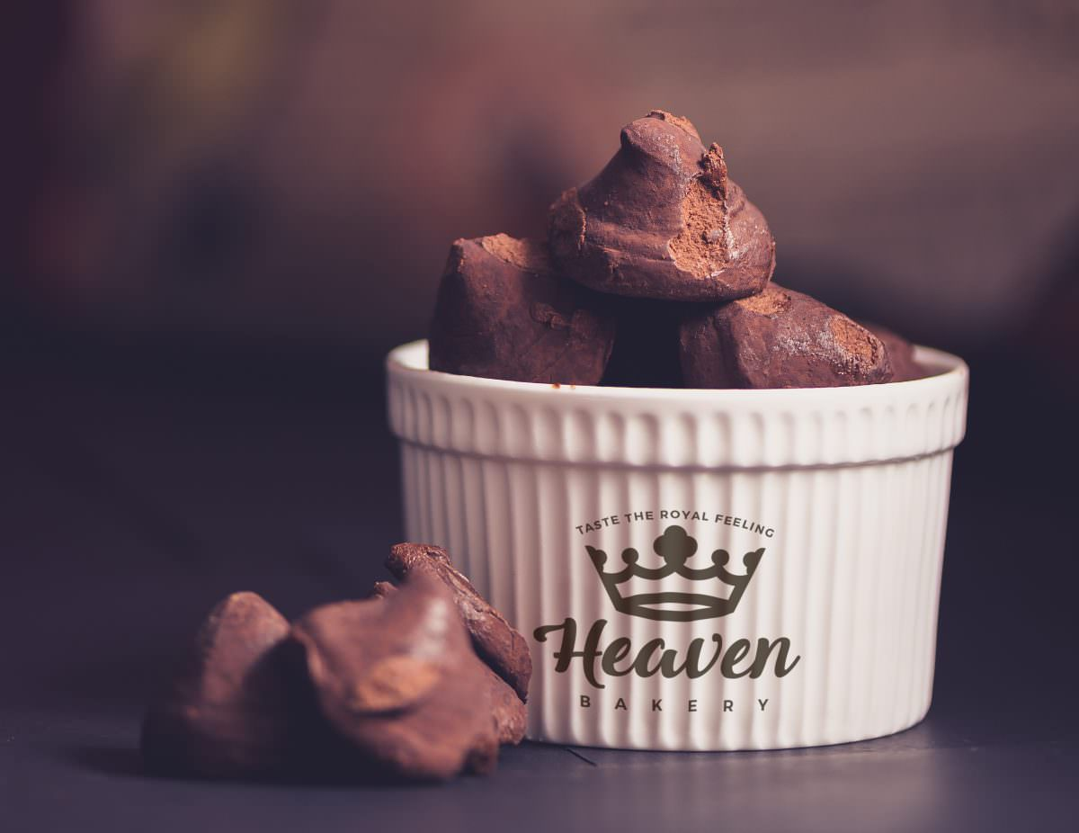 Mockup-of-Porcelain-Container-With-Chocolate-Truffles