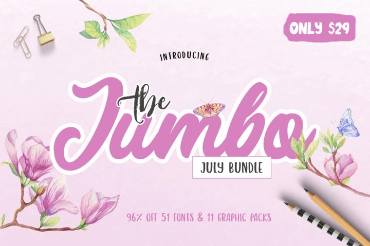 The Jumbo July Bundle