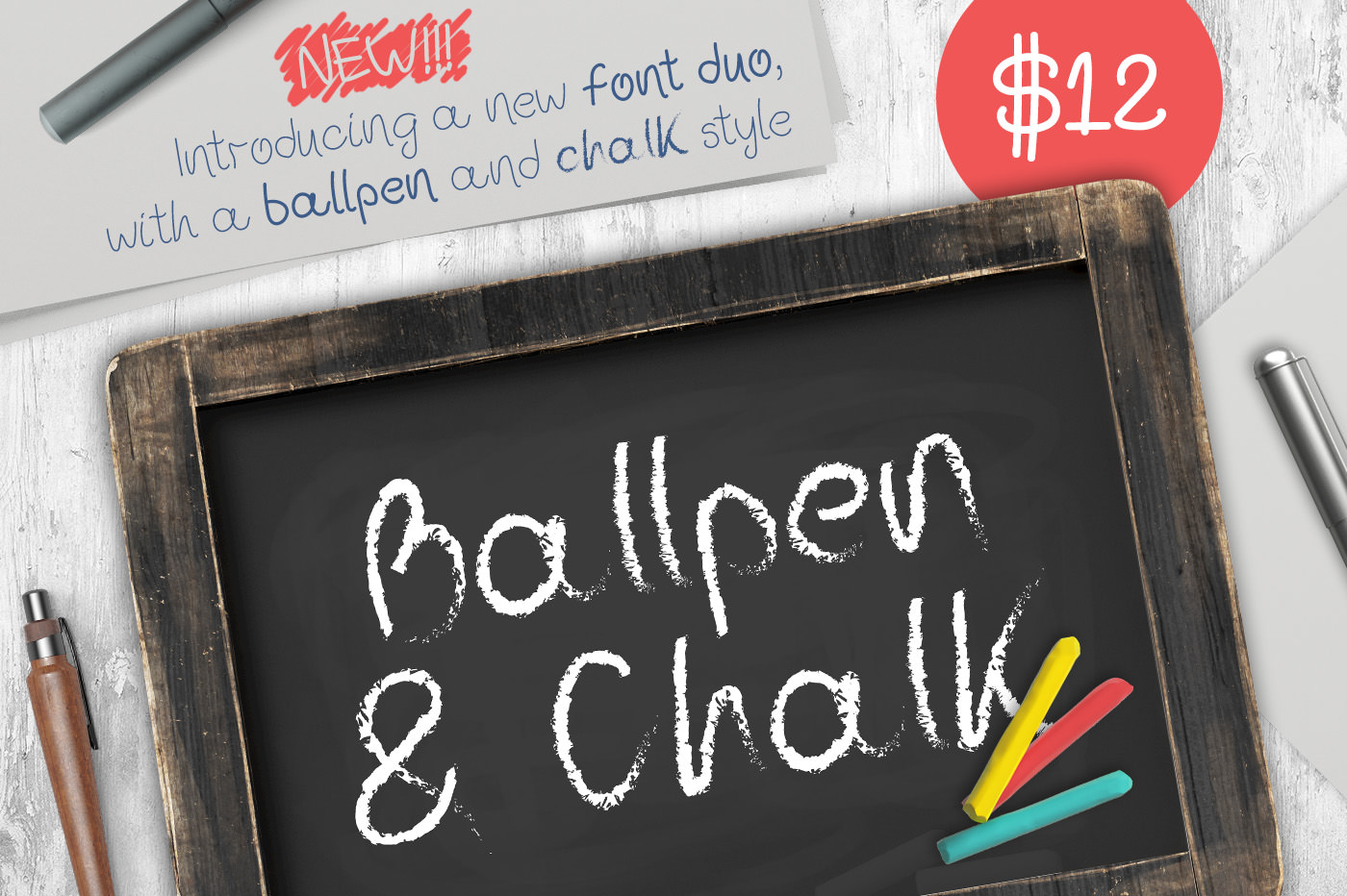 Ballpen-and-Chalk-presentation