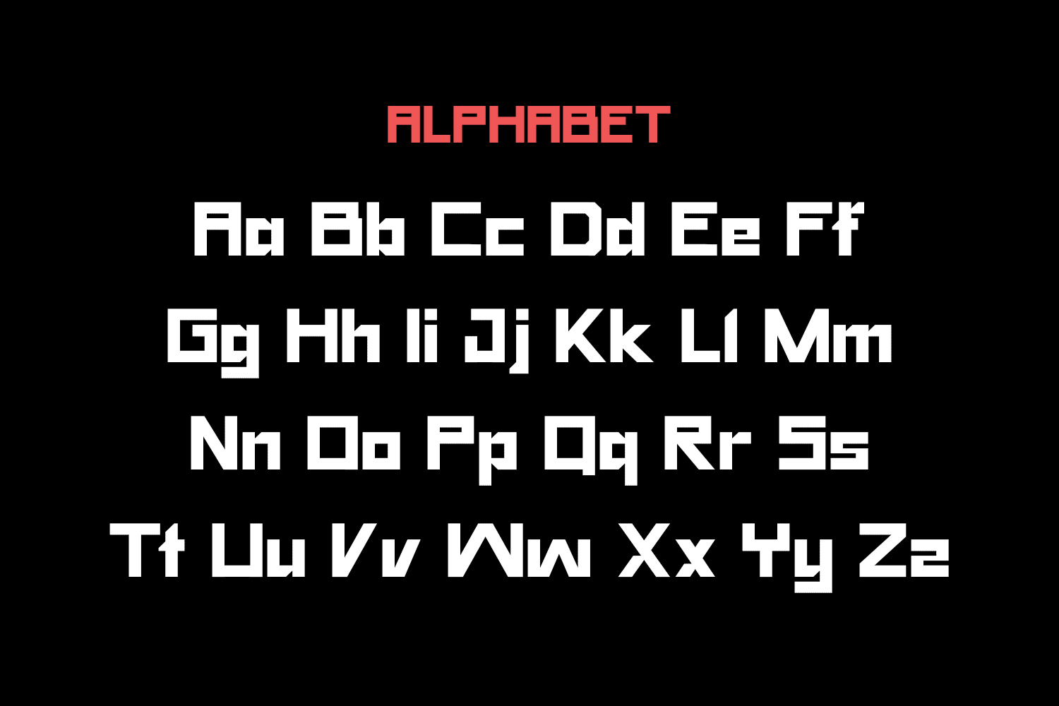 yet-untitled-display-font-alphabet-designalot
