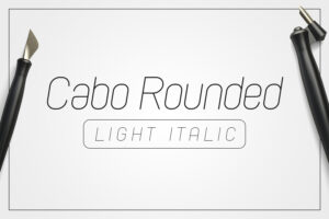 cabo-rounded-light-italic-preview