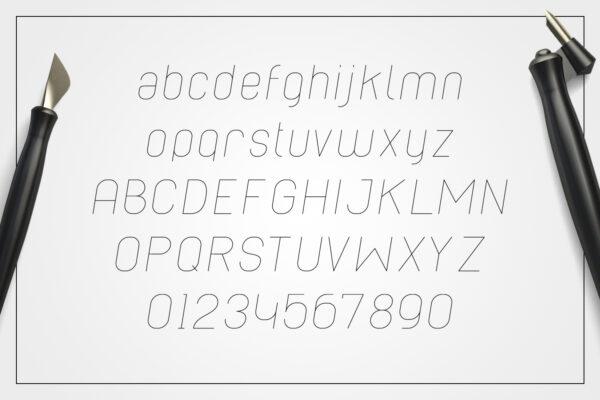 cabo-rounded-thin-italic-alphabet