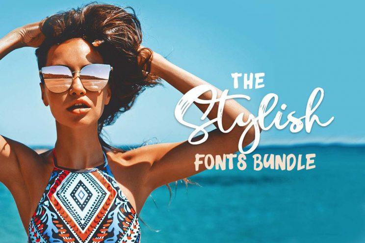 The-Stylish-Fonts-Bundle