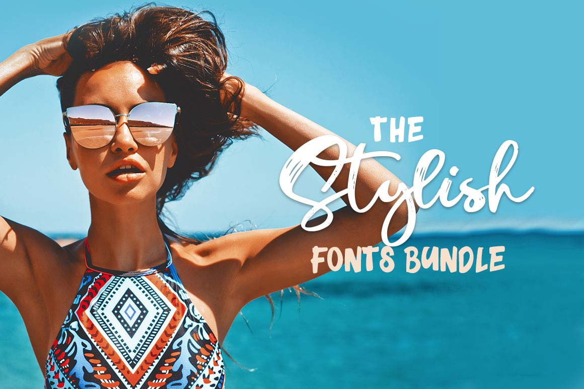 Stylish Fonts Bundle – Review