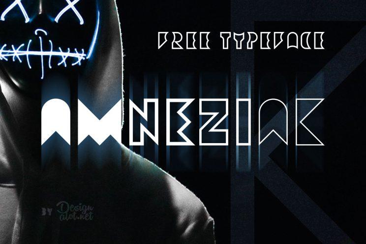 amneziak-font-cover
